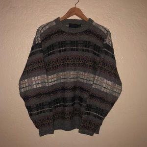 VTG Etchings Stripe Sweater